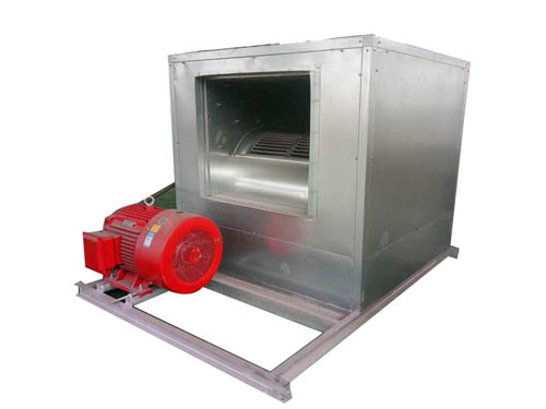 DBF消防式排烟风机箱