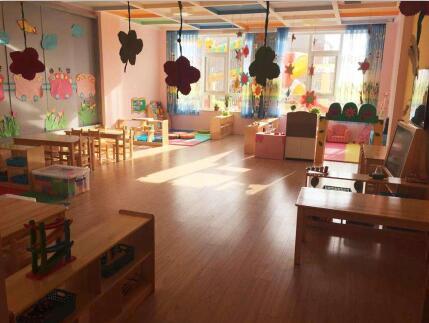 四川幼儿园书架合作客户