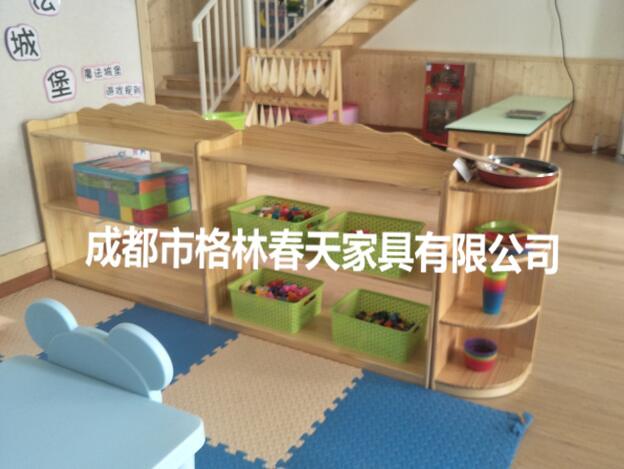 南充幼儿园玩具柜