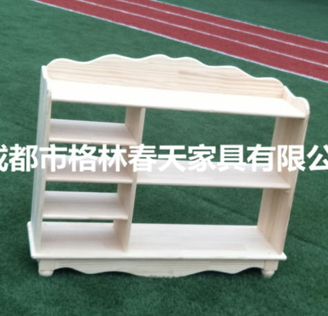 四川幼儿园玩具柜客户见证