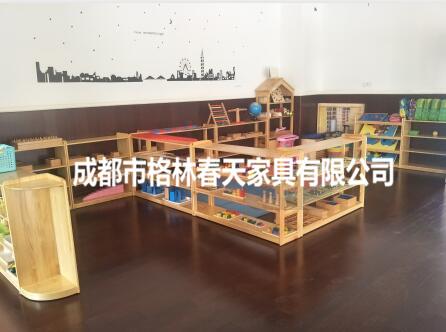 四川幼兒園家具