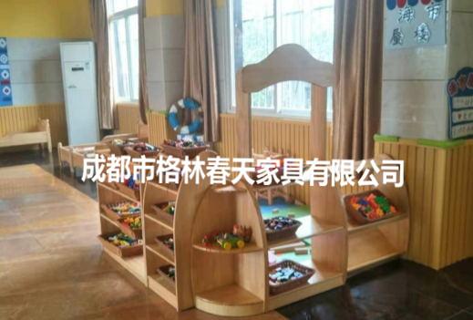 成都幼儿园玩具柜