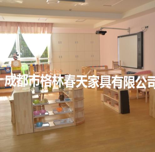 四川幼兒園玩具柜廠家