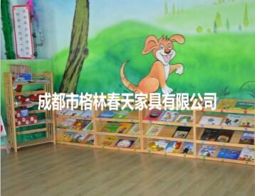 四川幼儿园书架