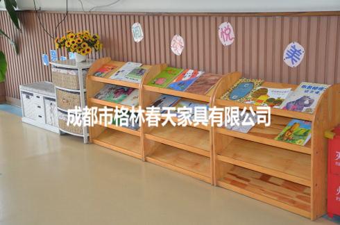 成都幼儿园书架