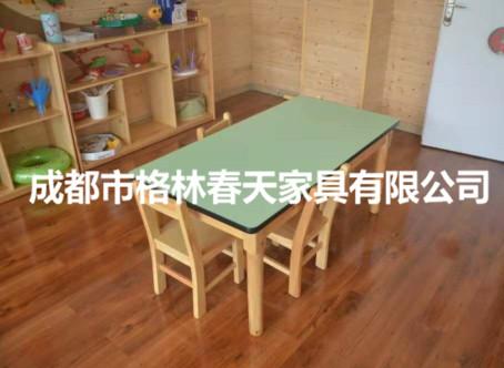 四川幼兒桌椅定制