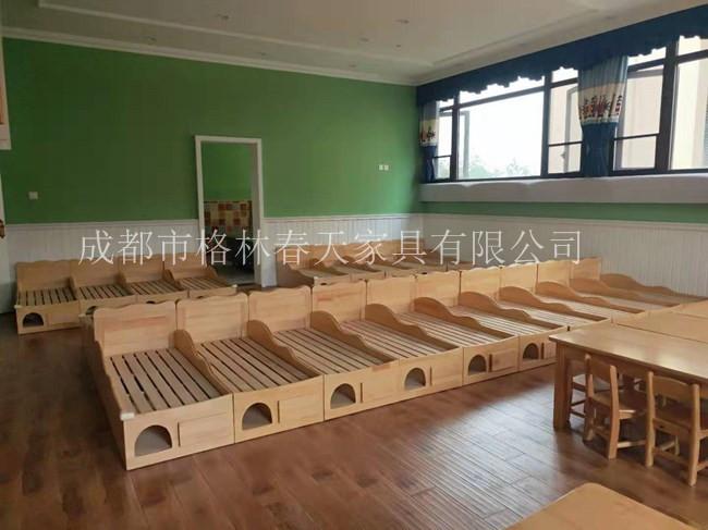 四川幼兒園單床