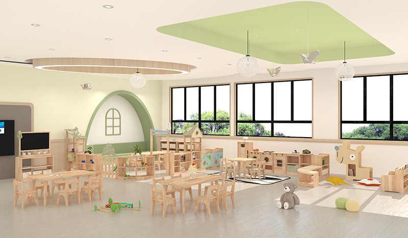 采购幼儿园功能性家具的三大抉择