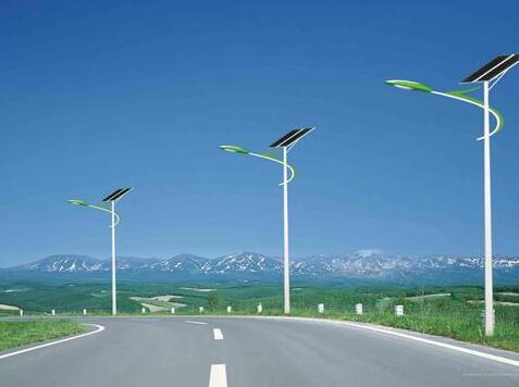 陕西太阳能路灯施工