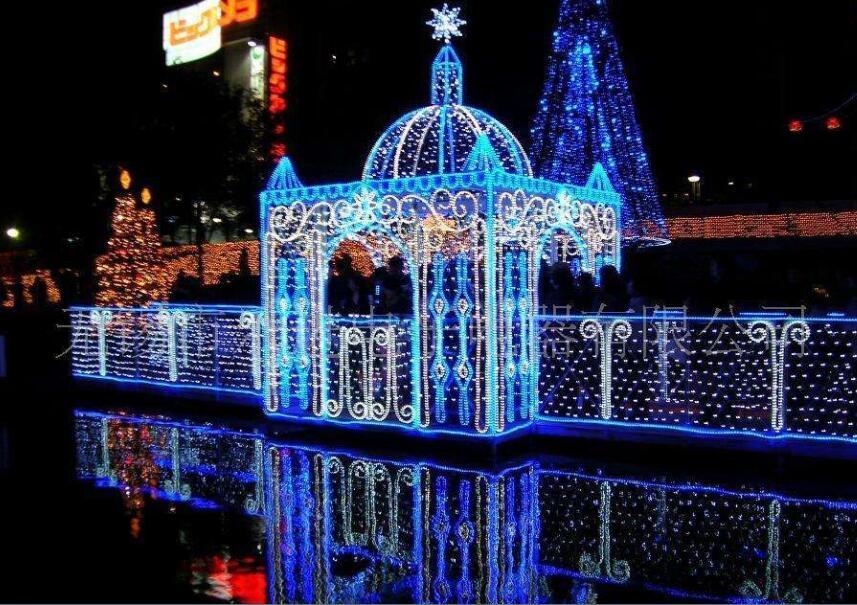 陕西LED节日灯厂家