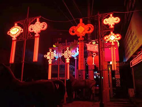 陕西led节日灯