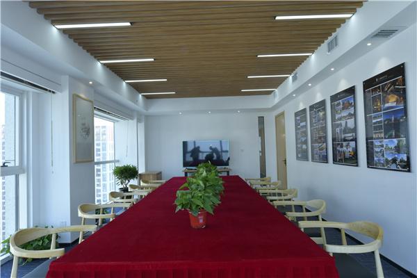 西安精神堡垒-公司环境-会议室
