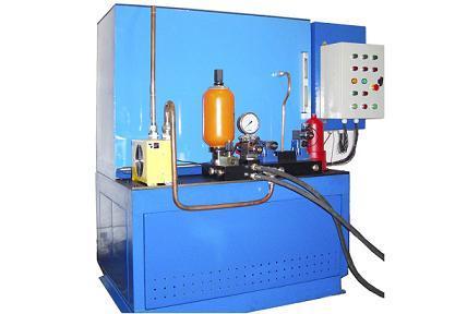 電液伺服液壓油源系統