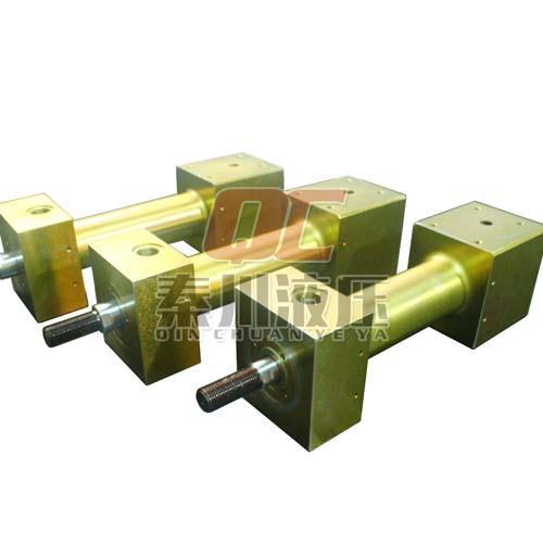 伺服电机四柱液压机的应用特性及高效率有什么