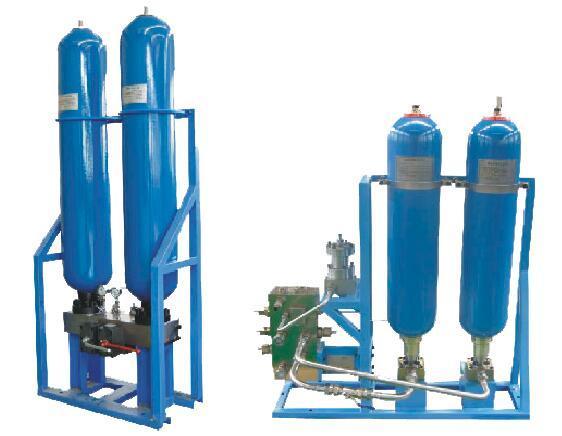高、低压蓄能器装置