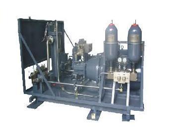 顶轴油系统装置