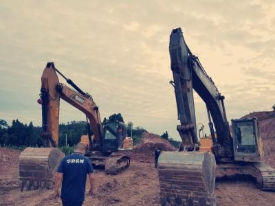 成都挖掘机出租