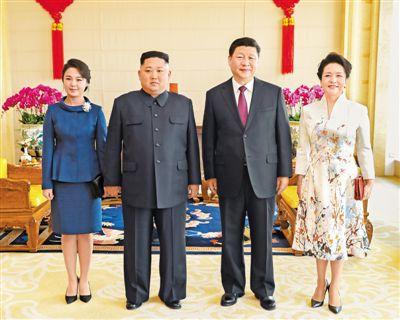十八大以来..访问朝鲜在即 习近平这样评价中朝关系