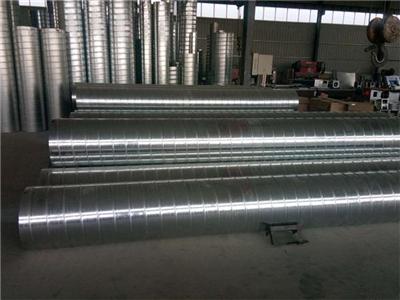 不锈钢螺旋风管安装规范