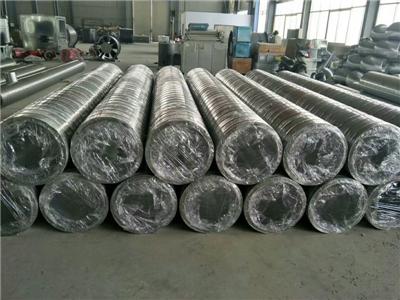 不锈钢螺旋风管怎样焊接而成