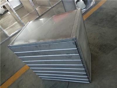 不锈钢方形壁式轴流风机