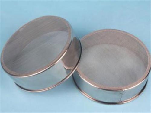不锈钢筛网重量规格与价格的关系如何