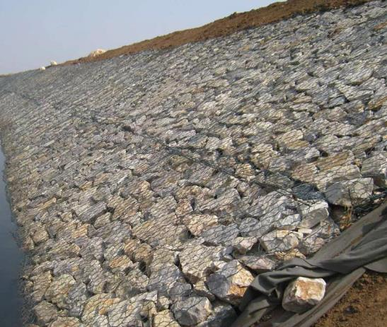 石笼网用在河道的治理上面有哪些作用呢?