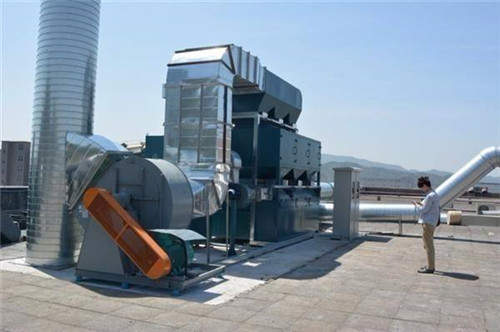 新疆废气处理