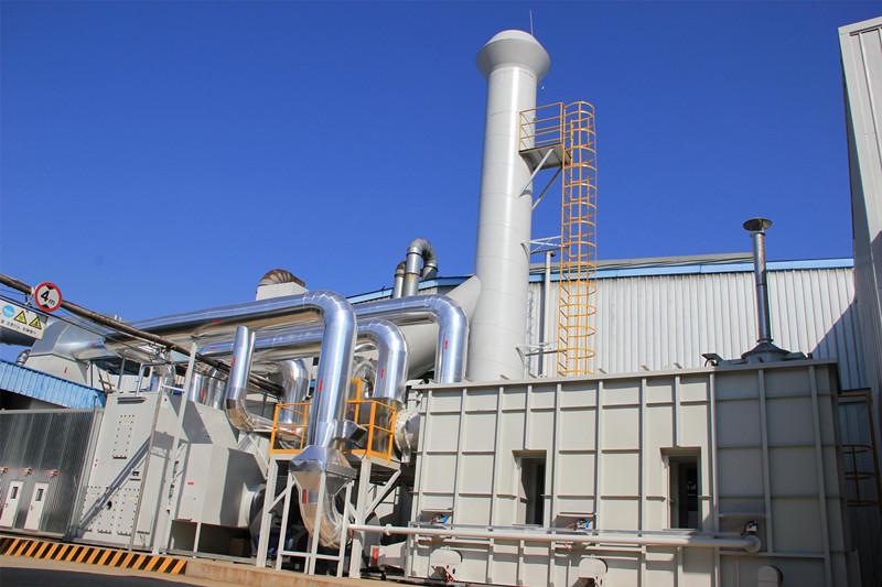 新疆沸石转轮净化法