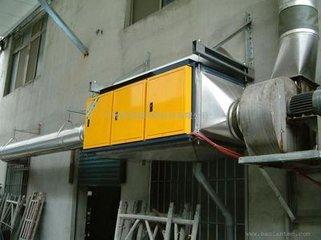 厨房油烟净化器工程案例