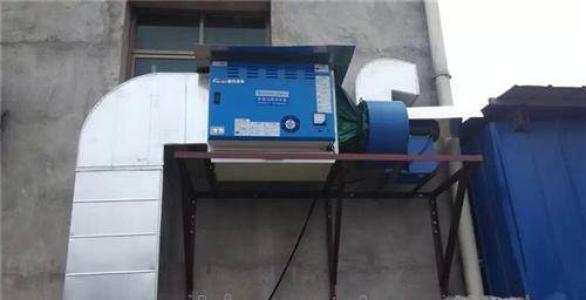 油烟净化器工程案例