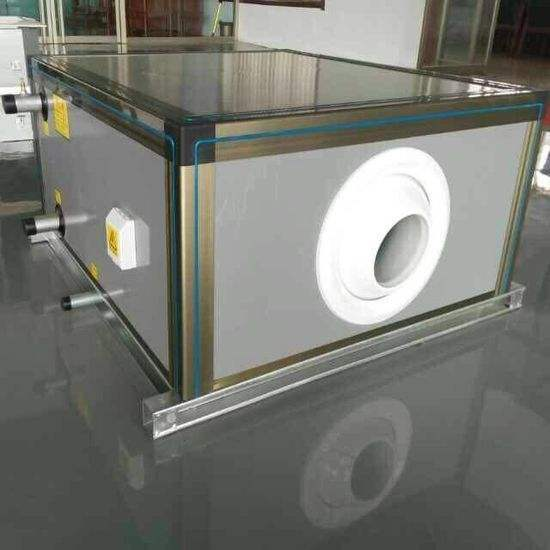 高大空间循环空气制热机组