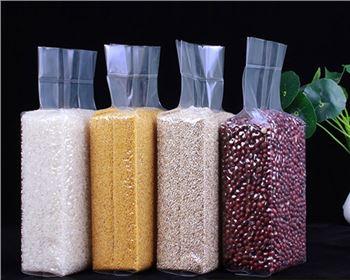 厂家介绍米砖袋材质鉴别方法