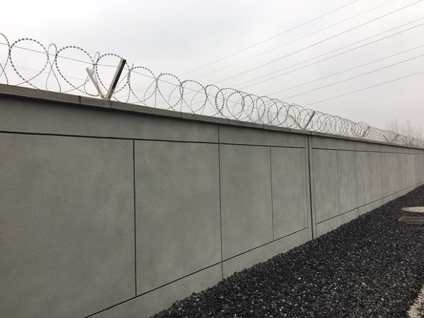 湖北市政预制构件-清水墙压顶
