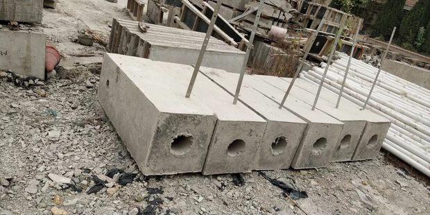湖北市政预制构件价格-路灯基础