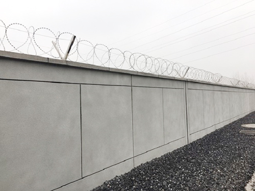 湖北市政预制构件-楠林110KV变电站