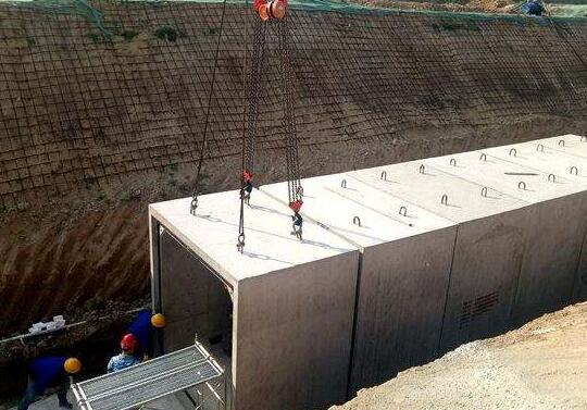 湖北电力预制构件