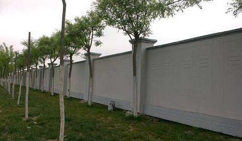 湖北预制围墙