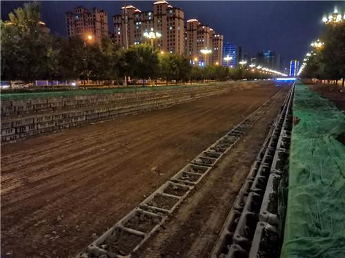 生态混凝土护坡