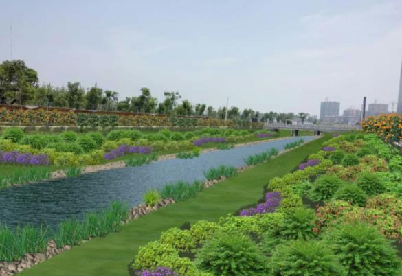 湖北欣山分享绿化混凝土在生态护坡中的优势
