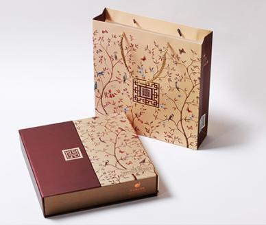 湖北礼品定制-月饼礼盒