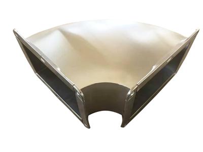 不锈钢镀锌风管加工应注意的几个问题
