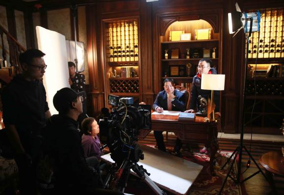 成都微电影拍摄客户见证