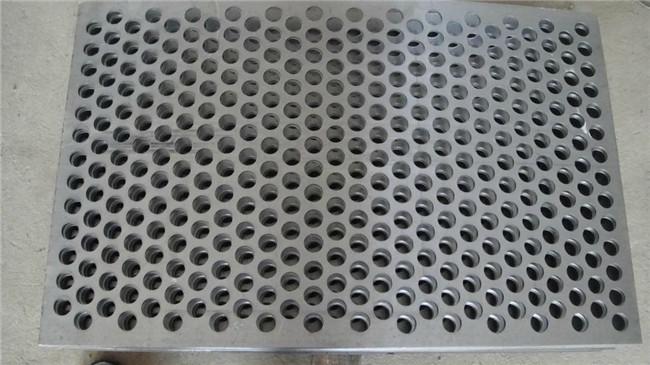无锡泰东不锈钢冲孔板