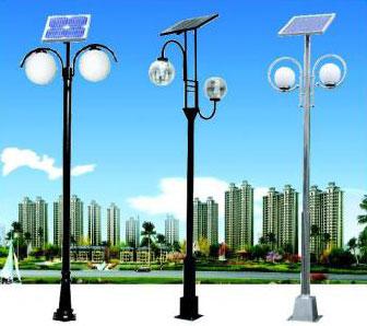 户外太阳能庭院灯