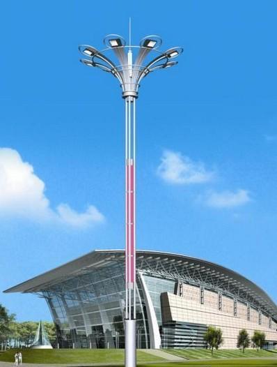 太阳能高杆灯使用与维护