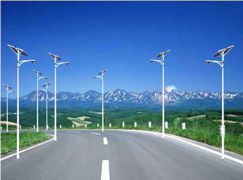 太阳能路灯价格趋势不断变化的原因