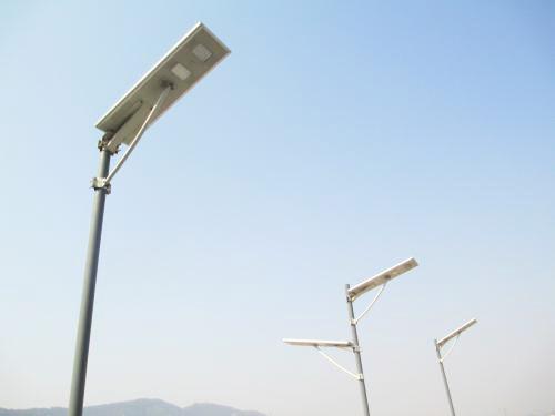 环保节能新风尚一体化太阳能路灯