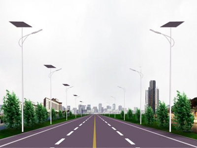 节能太阳能路灯
