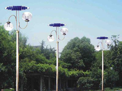 环保节能太阳能景观灯